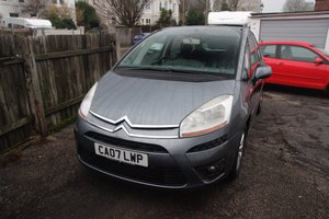 2007 (07) CITROEN C4 PICASSO 1.6HDI 16V VTR PLUS 5DR [5 SEAT For Sale