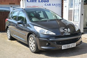 2008 (58) PEUGEOT 207 1.4 VTI S ESTATE