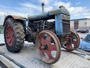 To be sold Thursday 29th August 2019- Fordson Model N For Sale by Auction