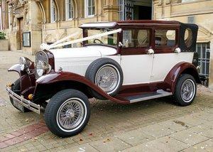 2001 Badsworth Landaulette Wedding Car