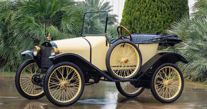 1915 TRUMBULL 15B CYCLECAR For Sale by Auction