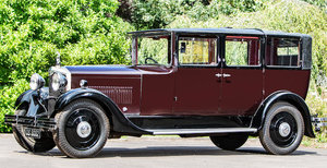 1929/30 CROSSLEY 20.9HP TYPE IL CANBERRA LANDAULETTE For Sale by Auction