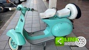1960 PIAGGIO VESPA VNB1 1T COMPLETAMENTE RESTAURATA!!!. For Sale