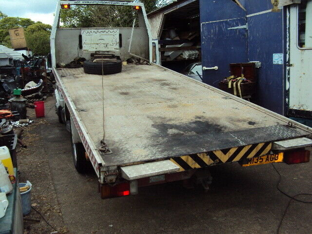 1994 TILTING BACK IVECO RECOVERY VERY RELIABLE swap? WHY? For Sale (picture 2 of 6)