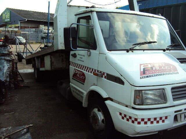 1994 TILTING BACK IVECO RECOVERY VERY RELIABLE swap? WHY? For Sale (picture 3 of 6)