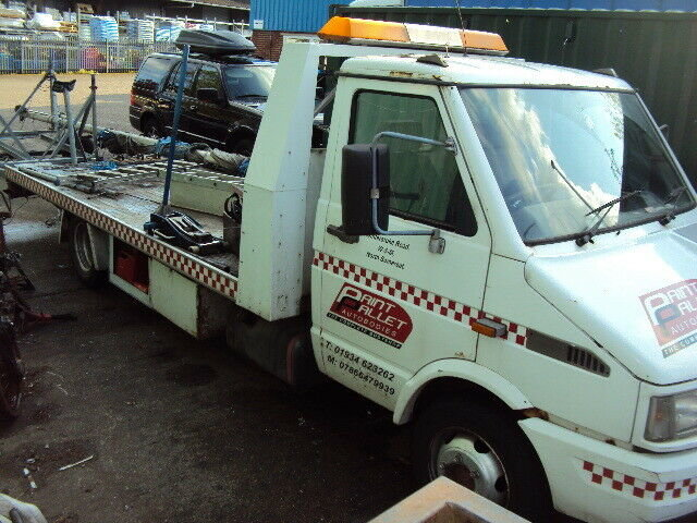 1994 TILTING BACK IVECO RECOVERY VERY RELIABLE swap? WHY? For Sale (picture 4 of 6)