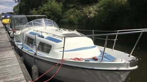 1989 KENT YACHT RIVER CANAL BOAT SWAPS  For Sale