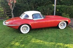 1959 E-Type Replica Mk 1 - Barons Friday 20th September  2019