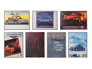 Porsche 964 Framed Posters For Sale by Auction