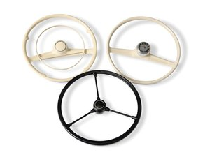 Three Steering Wheels For Sale by Auction