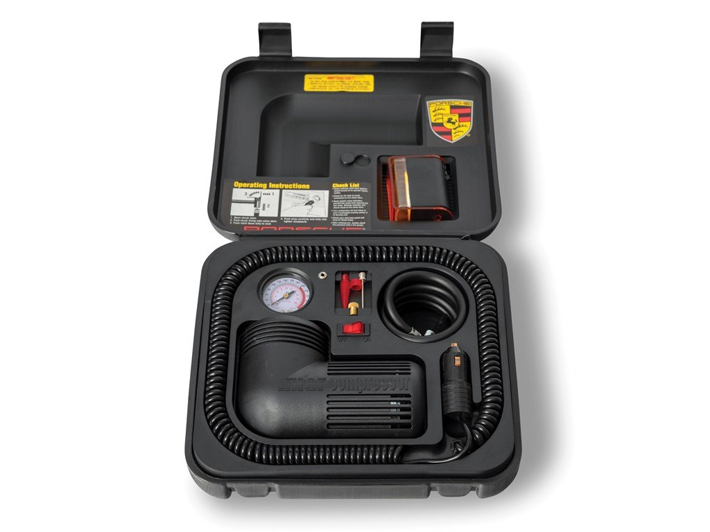 Porsche Air Compressor and Emergency Light Kit For Sale by Auction (picture 2 of 2)