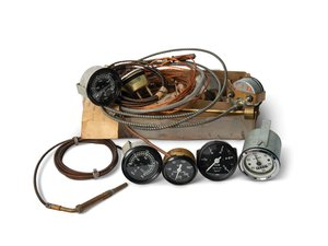 Vintage Instrumentation For Sale by Auction