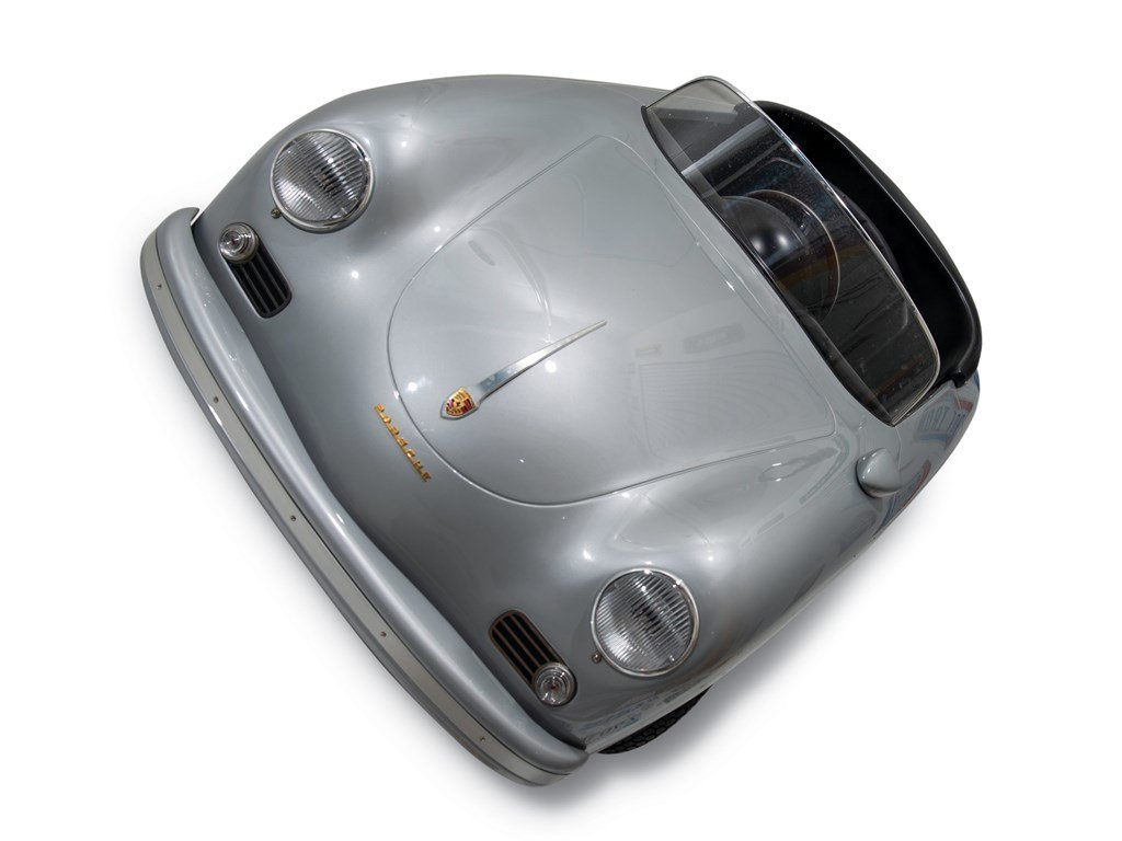 Porsche 356 A Speedster Junior For Sale by Auction (picture 2 of 4)