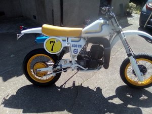 1981 Husqvarna CR 430  For Sale