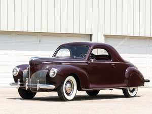 1940 Lincoln-Zephyr Coupe