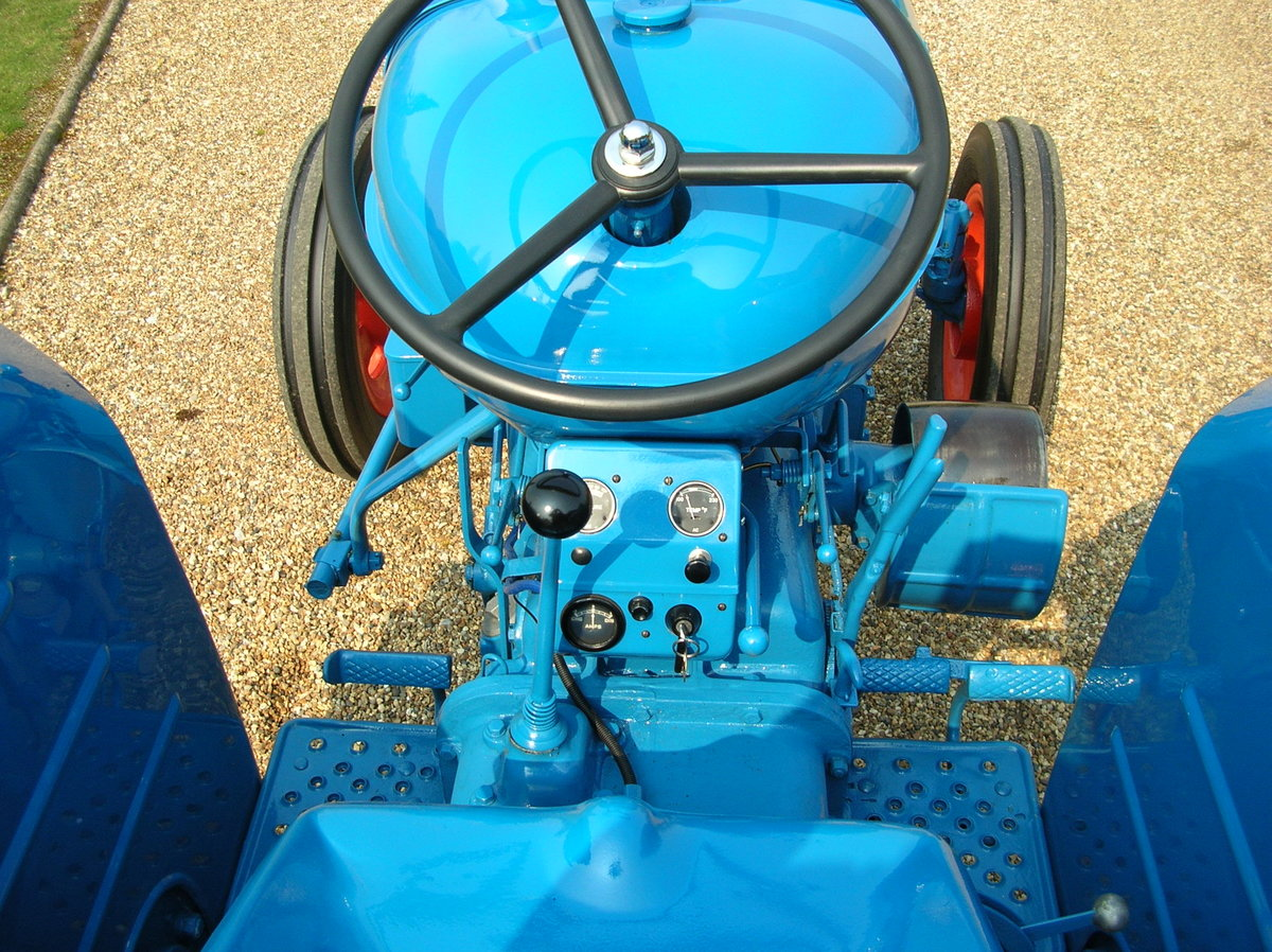 1955 Fordson Major Diesel SOLD (picture 3 of 5)