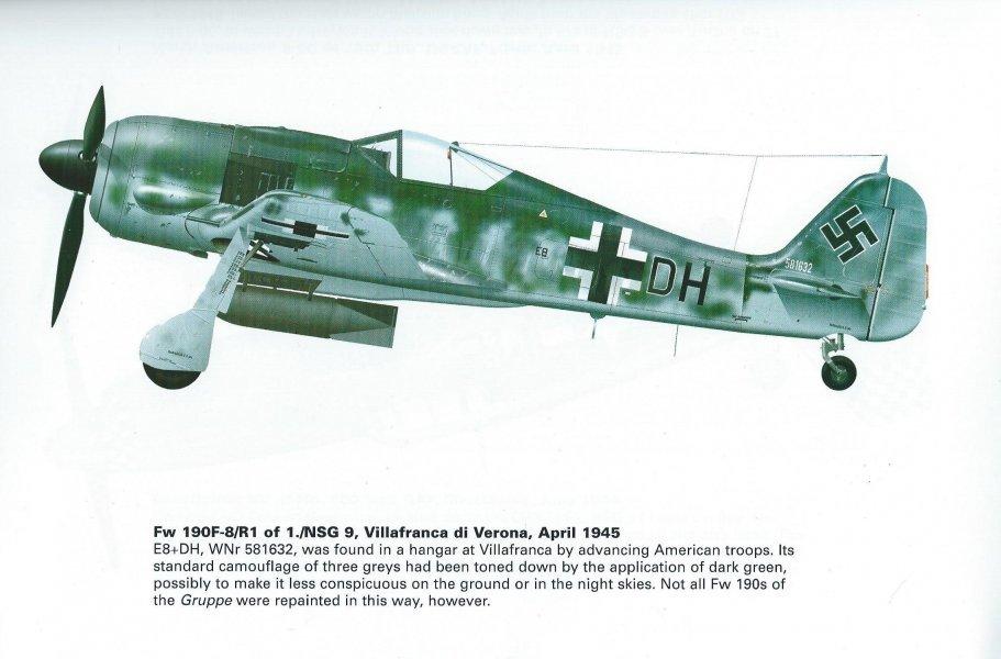 1940 Focke Wulf 190, WW2 Plane,  For Sale (picture 1 of 6)