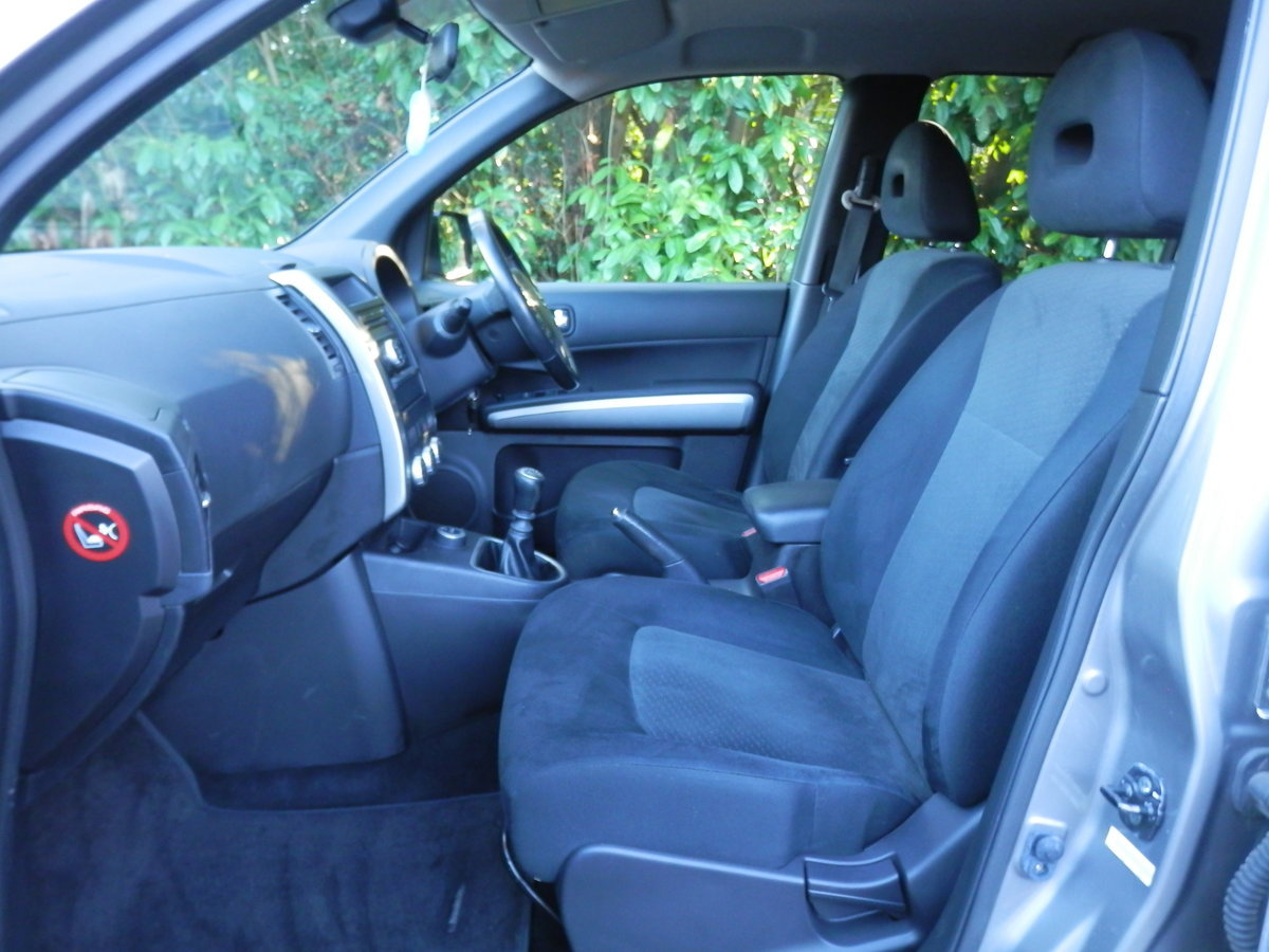 2012 NISSAN X-TRAIL 2.0 DCi ACENTA.. 6 SPEED MANUAL.. 4WD For Sale (picture 3 of 6)
