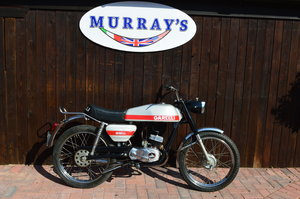 1973 Garelli 50cc grand turismo , lovely moped