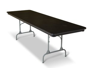 Lot of Large Rectangular Folding Tables For Sale by Auction