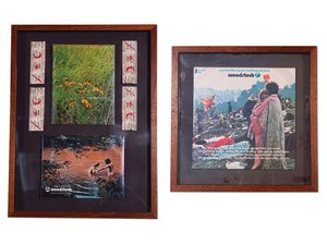 Woodstock Three-Record Set, Concert Tickets, and Collectible For Sale by Auction