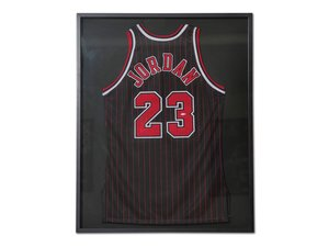 Michael Jordan Chicago Bulls Autographed Jersey For Sale by Auction