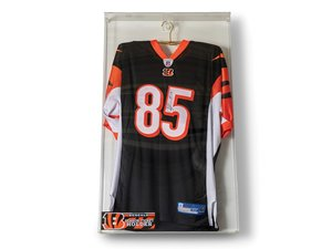 Chad Johnson Cincinatti Bengals Autographed Jersey For Sale by Auction