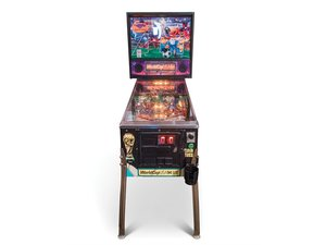 World Cup Soccer Pinball Machine by Bally For Sale by Auction