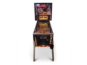 Cyclone Pinball Machine by Williams For Sale by Auction