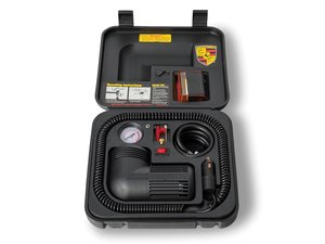 Porsche Air Compressor and Emergency Light Kit For Sale by Auction