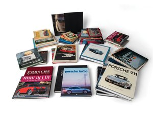 Porsche Library For Sale by Auction