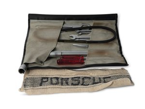 Porsche Tool Roll, Late 1960s For Sale by Auction