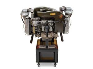 Porsche Helicopter Engine For Sale by Auction