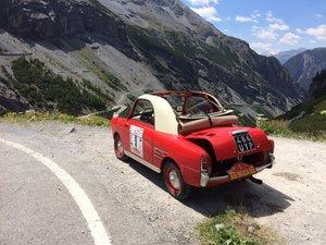 1958 Autobianchi Bianchina Transformabile S version