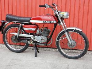Garelli rekord  49cc  1976