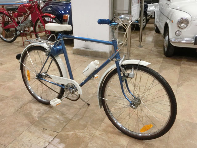 1960 BICYCLE MILANO RAPIDO - 60s For Sale (picture 1 of 6)