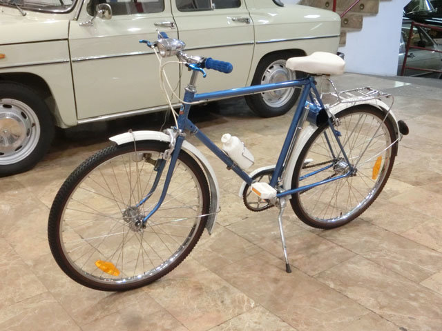 1960 BICYCLE MILANO RAPIDO - 60s For Sale (picture 2 of 6)