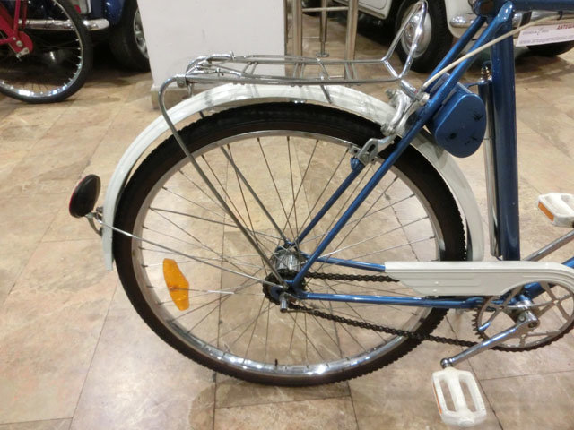 1960 BICYCLE MILANO RAPIDO - 60s For Sale (picture 5 of 6)