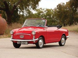 1966 Autobianchi Bianchina Eden Roc Cabriolet