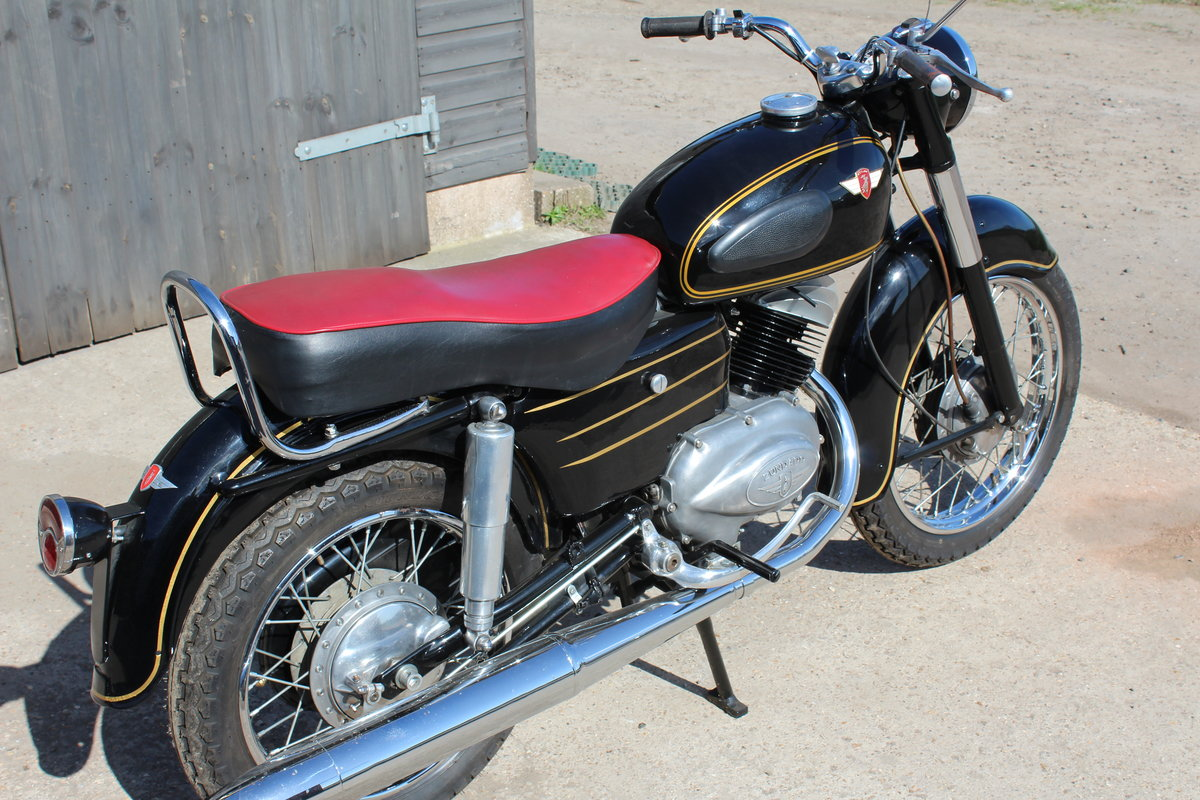 1956 Zundapp 200S Classic German motorcycle For Sale (picture 6 of 6)