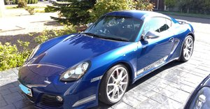 1998 2012 Porsche Cayman R    For Sale