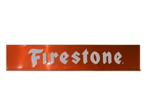 Firestone (tires) Metal Sign For Sale by Auction