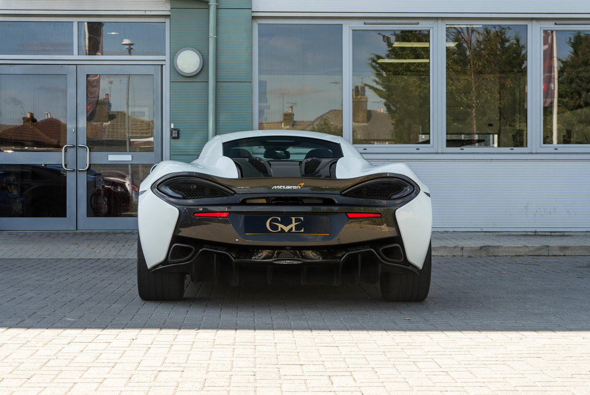 McLaren 570S 2016 For Sale (picture 2 of 6)