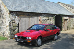 Picture of 1985 Stunning low mileage Alfa Romeo GTV-6 SOLD