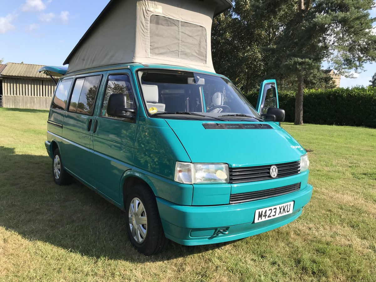 1995 Westfalia vw type 4 Pop Top For Sale (picture 1 of 6)