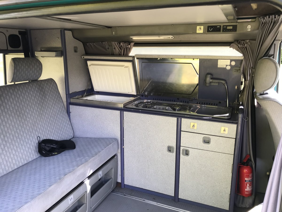 1995 Westfalia vw type 4 Pop Top For Sale (picture 3 of 6)