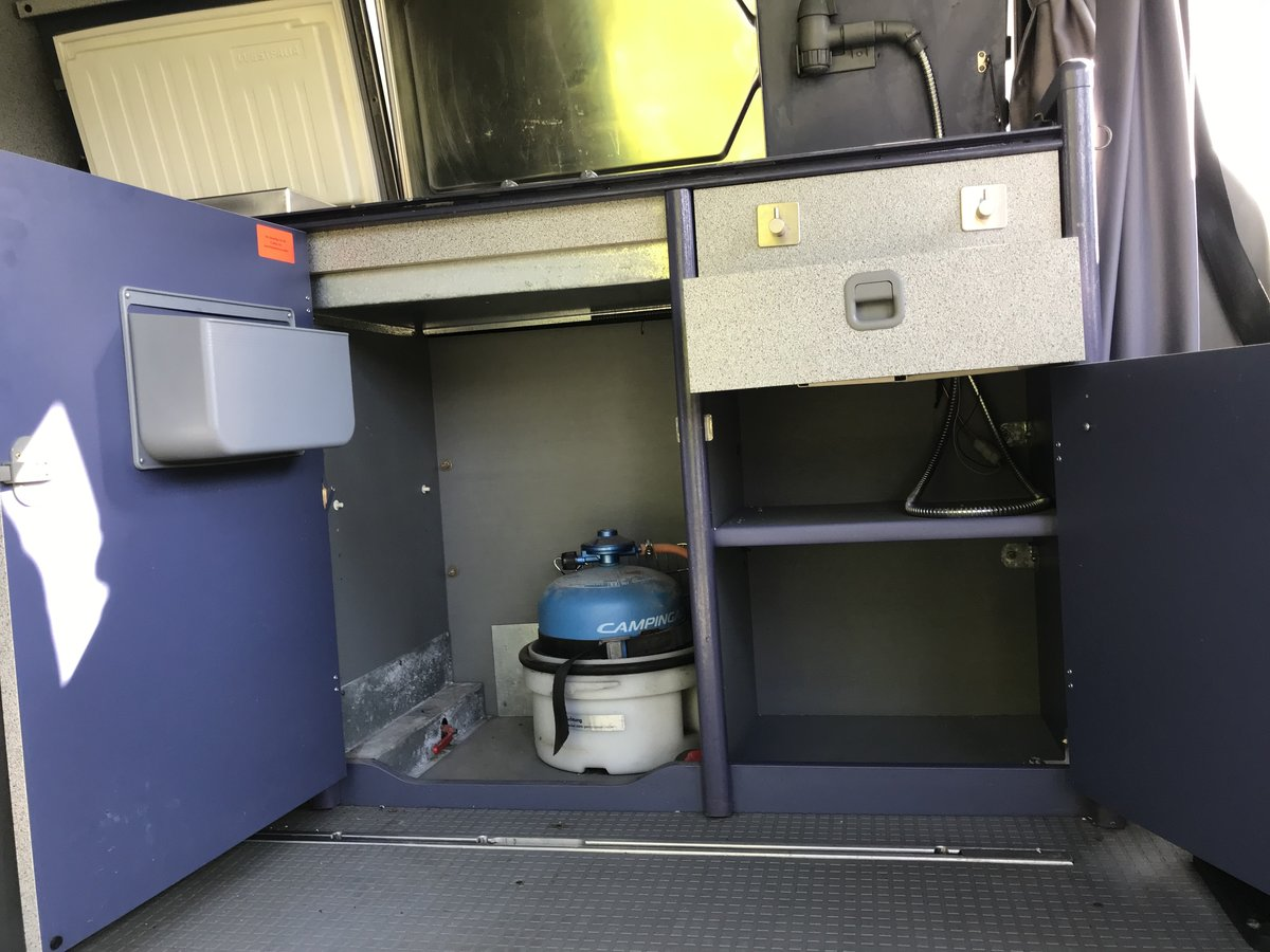 1995 Westfalia vw type 4 Pop Top For Sale (picture 4 of 6)