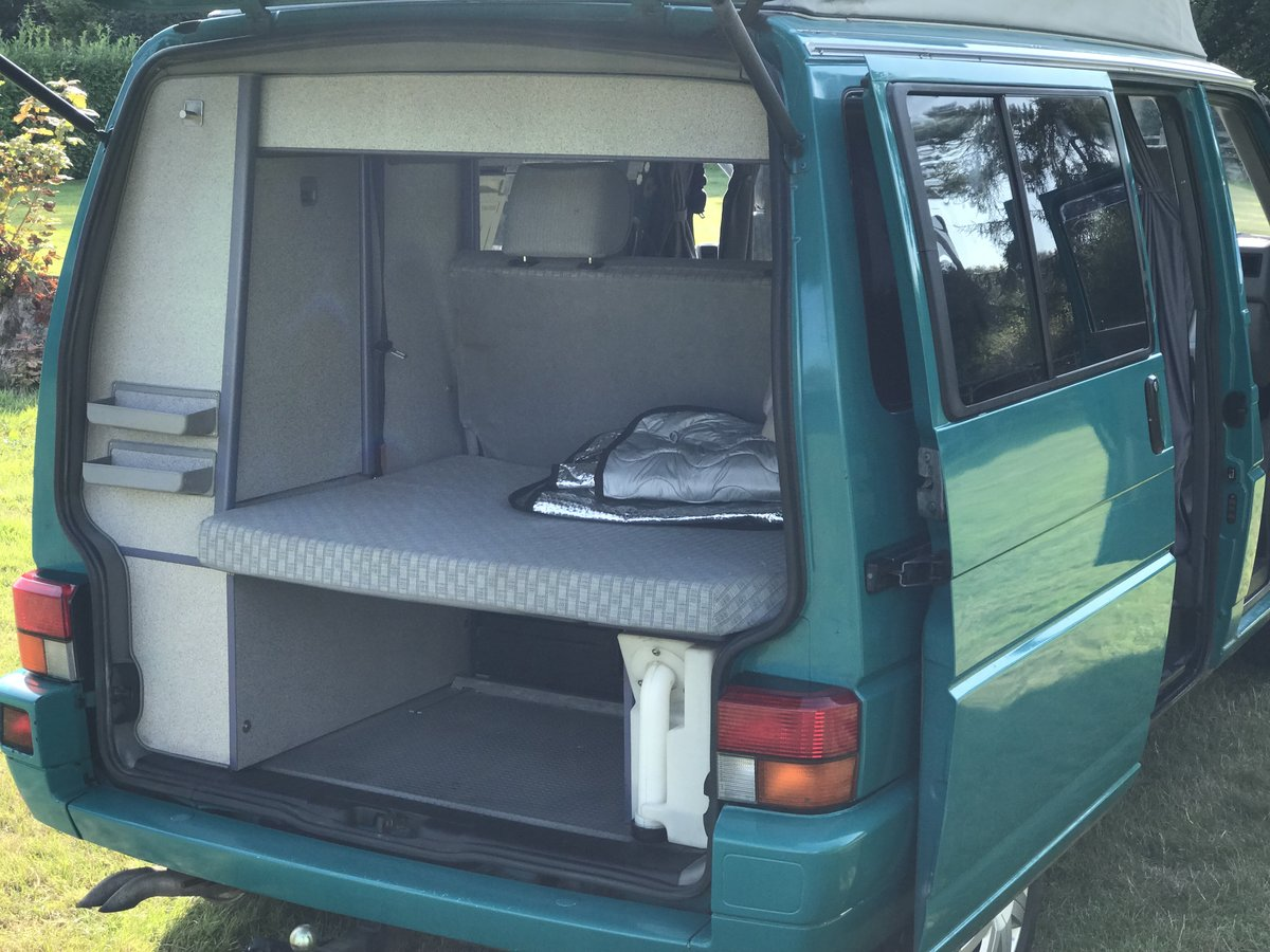 1995 Westfalia vw type 4 Pop Top For Sale (picture 5 of 6)
