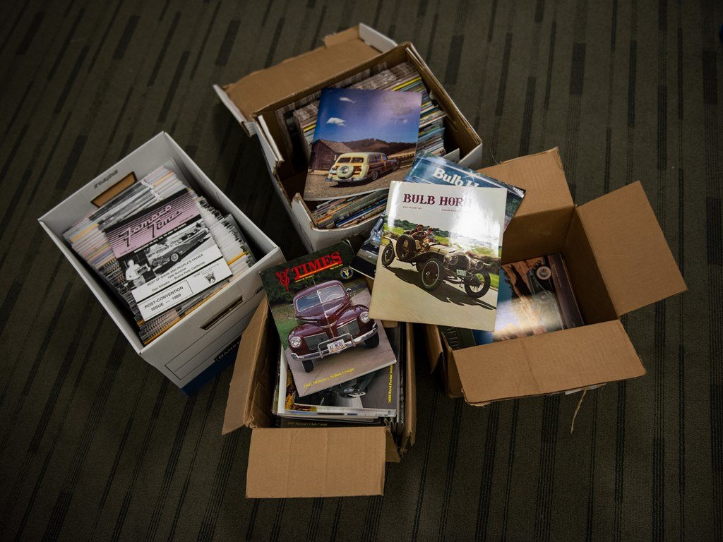 Automotive Newsletters and Club Publications For Sale by Auction (picture 1 of 1)