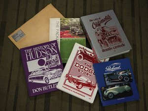 American Cars Book Lot For Sale by Auction